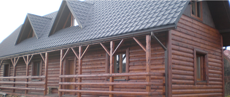 Strechy a drevené domy | pegatsp.sk